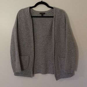 J. Crew Size S Wool Cardigan with Pockets
